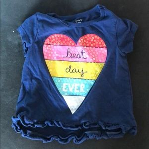 Toddler baby t-shirt